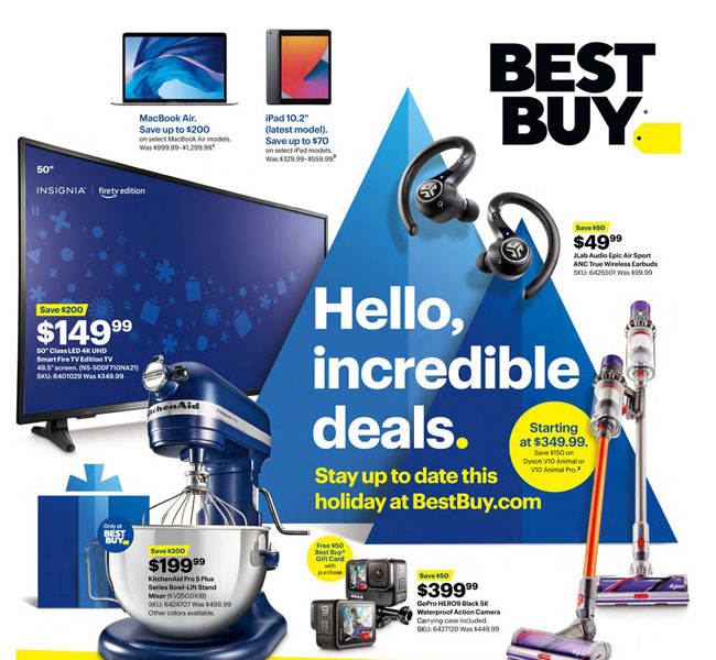 Best Buy Black Friday Ad Posted