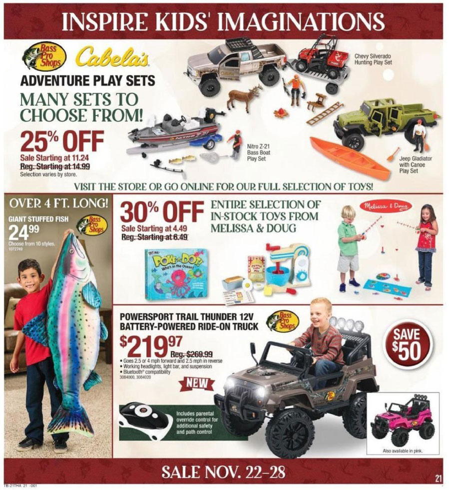 Black friday deals 2018 bass pro