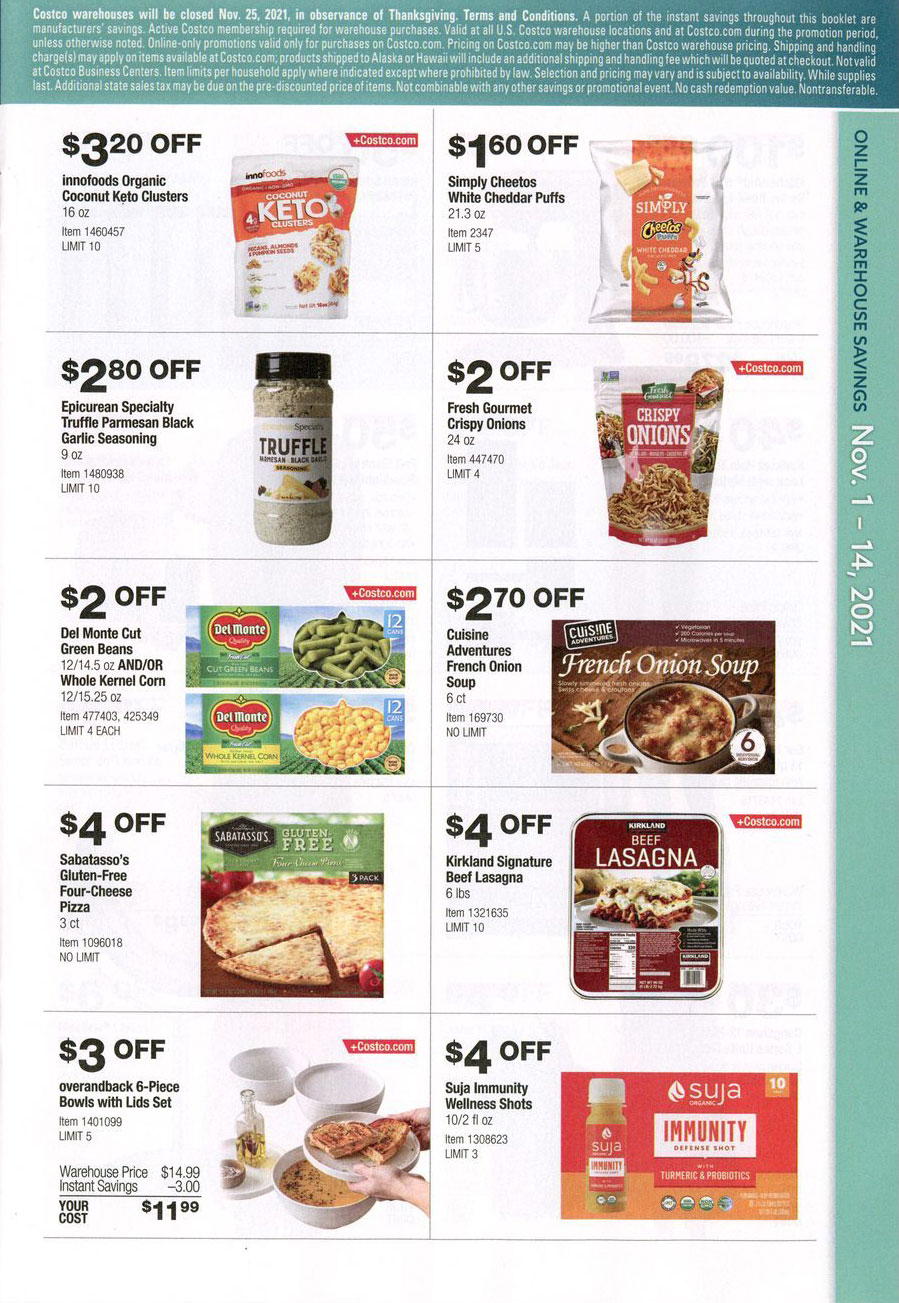 Costco Black Friday Ad, Sale Info, and Deals for 2018