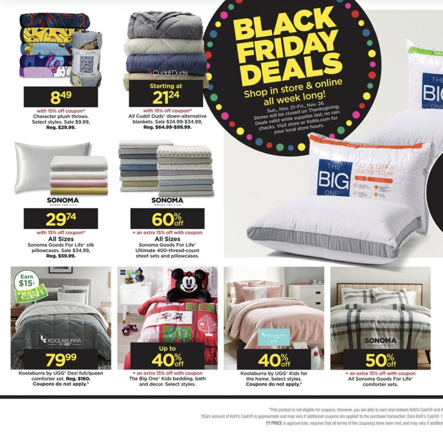 Kohls black friday 2018 deals page 20 biocorpaavc
