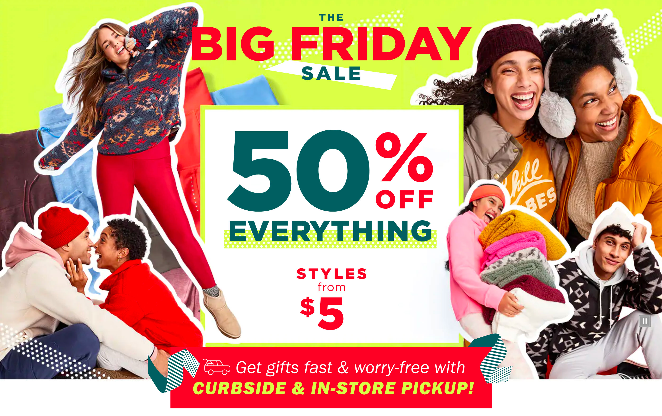 Old Navy Black Friday 2018 Deals and Ad Scan