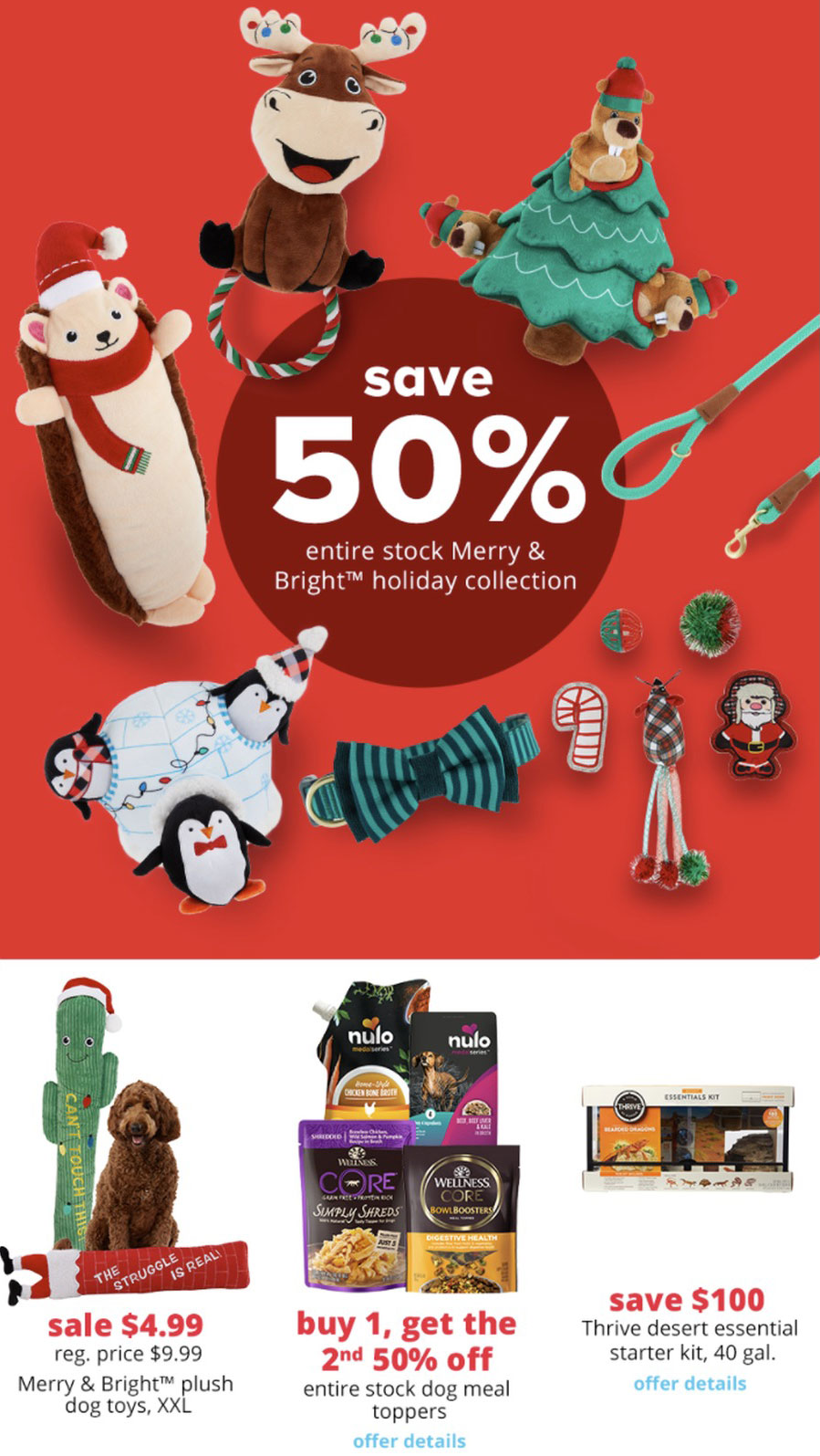 PetSmart Black Friday 2018 Ad, Sales, Thanksgiving Deals